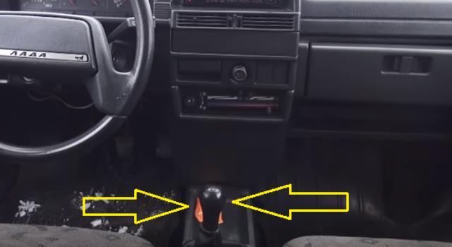 Рычаг переключения передач на ваз 2109