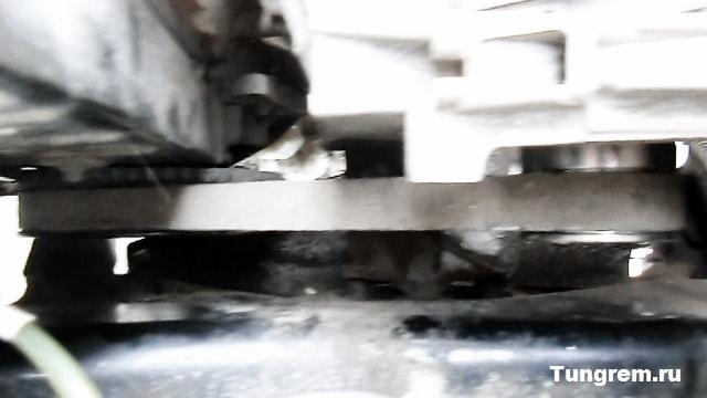 nadetyi remen generatora kalina - Установка генератора лада калина